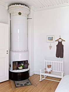It's a Swedish Baby's room!