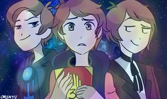Dippers by Orenyu on DeviantArt