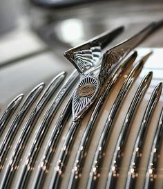 Beautiful - 1934 Chrysler Airflow Model CU  #Chrysler #Ornaments #HoodOrnaments