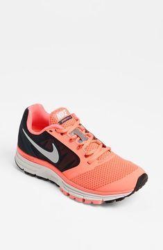 Nike 'Zoom Vomero+ 8' Running Shoe (Women) Pink/ Navy 7 M on shopstyle.com