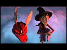 Room On The Broom - Clip Five - Dragon Chase