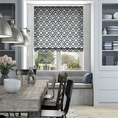 7 Simple and Modern Ideas: Bedroom Blinds Tutorials ikea blinds wooden.Bamboo Blinds How To Hang wooden blinds farmhouse. Blue Roman Blinds, Grey Roller Blinds, Grey Blinds, Modern Blinds, Indoor Blinds, Patio Blinds, Bamboo Blinds, Wood Blinds, Privacy Blinds