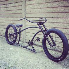 Bike #rat rod #beach #cruiser