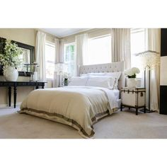 Clyde Upholstered Bed