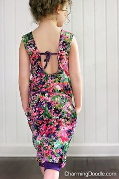 Charming Doodle...sew it, build it!: Matinee + Jumpsuit = Love (a pattern mashup)
