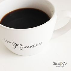 Calling all coffee lovers... Our ceramic cup (or bowl) is what you've been longing for. Shop sissiandco.com Xoxo, Sissi & Co.  #sissiandco #inspiredstyle #coffee #coffeecup #mug #drinkware #ceramic #coffeelover #caffeine #love #happy #joy #laughter #spreadjoy #positivevibes #thatsdarling #liketkit #tuesdaymotivation #coffeenow #shop #xoxo #shoponline #local #mn #shoplocal #qotd