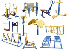 Photoshop PSD Children's Play Equipment 2 – CAD Design | Free CAD Blocks,Drawings,Details