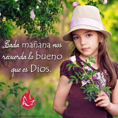 Bondad de Dios... #Fe #Esperanza #Vida #Jesús #MensajedelDia #Alegría #Catolico #Prójimo #Paz