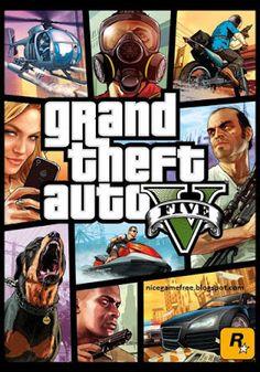 GTA V | Five Game For PC Download  Download Link: http://nicegamefree.blogspot.com/2016/04/gta-5-v-pc-download-game.html