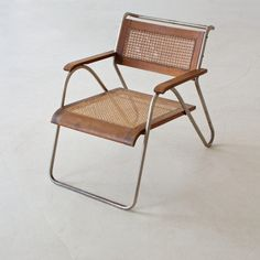 Erich Dieckmann, Tubular Steel chair, 1931. Made by Cebaso, Germany. Via Zeitlos Berlin