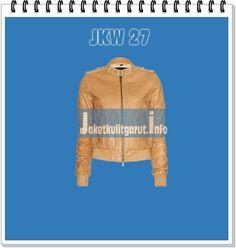 Jaket Kulit Wanita JKW 27