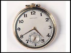 1940 John Deere Gold Filled Pocket Watch  at Mecum Auctions