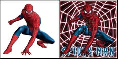 B&A Spiderman