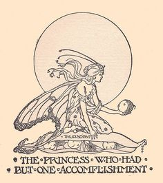 Fairy Sketch, Nouveau Tattoo, Avatar, Princess And The Pea, Elves And Fairies, Vintage Fairies, Fairy Art, Art Sketchbook, Book Illustration