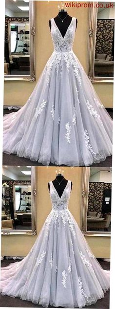 """54/"""" WEDDING DRESS PROM GOWN Beige PAGEANT POSH FLORAL MESH LACE FABRIC"""