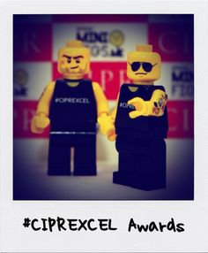 Of course for every big awards bash like #CIPREXCEL you need bouncers to manage the crowd. Keep following for more photos! www.cipr.co.uk/excellence
