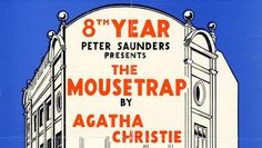 11/25/1952  Mousetrap opens in London SAW THIS LAST TIME I WAS IN LONDON http://www.history.com/this-day-in-history/mousetrap-opens-in-london
