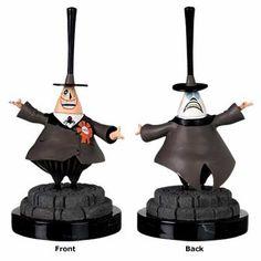 Tim+Burton's+The+Nightmare+Before+Christmas+mayor | Fantasies Come True > Nightmare Before Christmas Figures > Mayor of ...