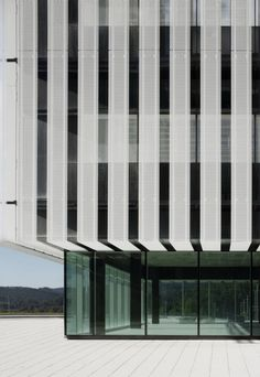 Headquarter building for the Science Park of the University of the Basque Country   ACXT Idom