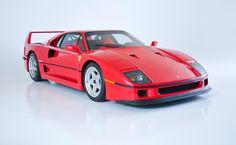 EXOTIC CLASSICS - 1991 Ferrari F40