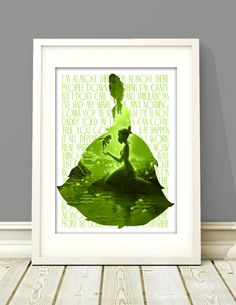 INSTANT DOWNLOAD Disney Princess Tiana by EdmondsonbyDesign, $8.00