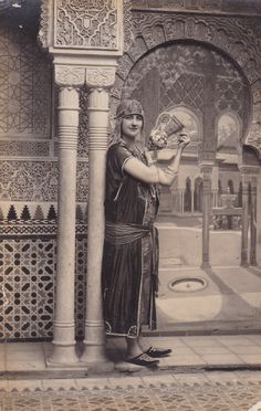 Front of postcard Oriental, Old Postcards, Greek, Statue, Art, Art Background, Kunst, Performing Arts, Greece