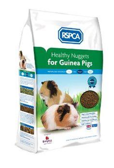 RSPCA Burgess Guinea Nuggets, 2 Kg