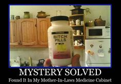 Funny Fat Jokes | posters-pills-medicine-medicine-cabinet-mother-in-law-family-woman ...