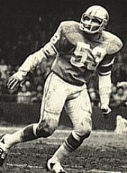 Mike Lucci 1965-1973 Detroit Lions