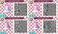seabasstard: I'm really bad at making sweaters... - Animal Crossing New Leaf