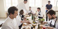 Dit zijn de favoriete restaurants van de mannen van Scheepskameel | ELLE Eten