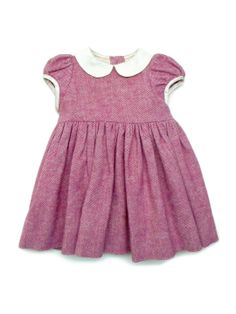 Tweed Rachel Dress by Baby CZ at Gilt