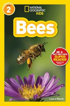 Buy National Geographic Readers: Las Abejas by Laura Marsh and Read this Book on Kobo's Free Apps. Discover Kobo's Vast Collection of Ebooks and Audiobooks Today - Over 4 Million Titles! Science Facts, Science Activities, Bee Facts For Kids, Honey Bee Facts, Super Reader, National Geographic Animals, Reading Rainbow, Bee Theme, Stories For Kids