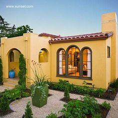 Arquitectura de Casas: 45 fachadas de casas pequeñas.