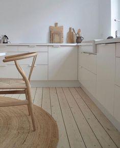 Minimal Kitchens Küche Esszimmer, Alte Küche, Moderne Küche, Küche  Renovieren, Ikea Küche