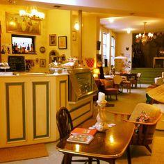 cute cafe called Loft