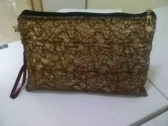 hand sewn clutches by Yanah's Inspirations