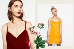 Velvet dresses for Fall Winter (The Blonde Salad) Velvet Dresses, The Blonde Salad, Dresser, Fall Winter, My Style, Fashion Bloggers, Shopping, Powder Room, Stained Dresser
