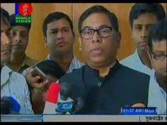 Today Bangla News Live 27 September 2016 On Bangla Vision Bangladesh News
