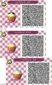 35 Best Animal Crossing Hat Hair Qr Codes Images Animal Crossing