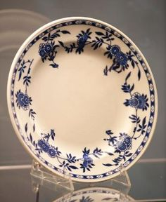 Plate from the RMS Titanic