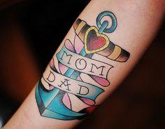 25 Cute And Classy Mom Tattoos