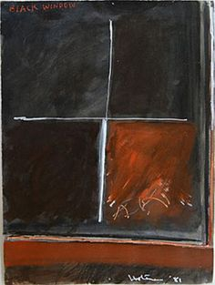 View Black Window by Ralph Hotere on artnet. Browse upcoming and past auction lots by Ralph Hotere. Example Of News, Hilma Af Klint, New Zealand Art, Nz Art, Black Windows, Artist Painting, Art History, Austerity, Abstract