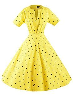 GownTown Women's 50s 60s Vintage Sexy V-neck Swing Dress ... https://www.amazon.com/gp/product/B01MZHN4Y6/ref=as_li_qf_sp_asin_il_tl?ie=UTF8&tag=rockaclothsto-20&camp=1789&creative=9325&linkCode=as2&creativeASIN=B01MZHN4Y6&linkId=b87b14d37981056d5570f8bd1fd43f96