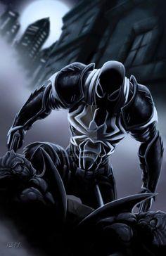 Agent Venom; Web Of Venom by 1314