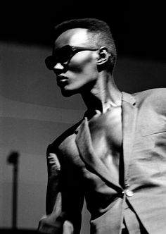 The Power of Grace Jones - The New York Times