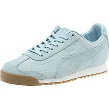 Roma Emboss Forest Women's Sneakers