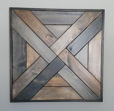 Contemporary and Rustic - Weave pattern wood wall art. Hand Crafted and fully framed - made to order and available in your choice of colors and sizes. Send me a message with your requests. Ready to ship in about 2 weeks.