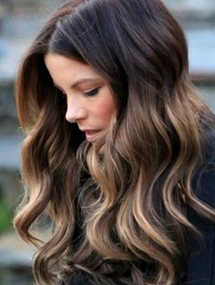 Ombre hair is still popular. Have you embraced this look for your #LovelyLocks?