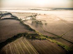 AIR PHOTO by Krzysztof Wieczorek, via Behance